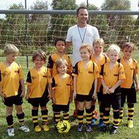 U7 Kids Soccer Noosa