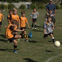 Kids team sport